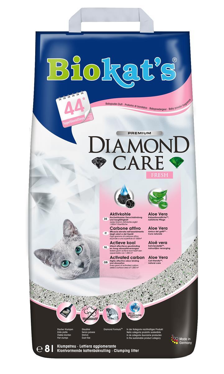 Biokats Diamond Care Fresh Rosa
