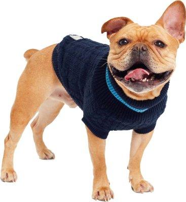 Go Fresh strikket genser hund small