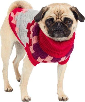 Go Fresh strikket genser hund large