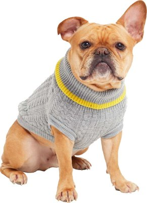 Go Fresh strikket genser hund x-large