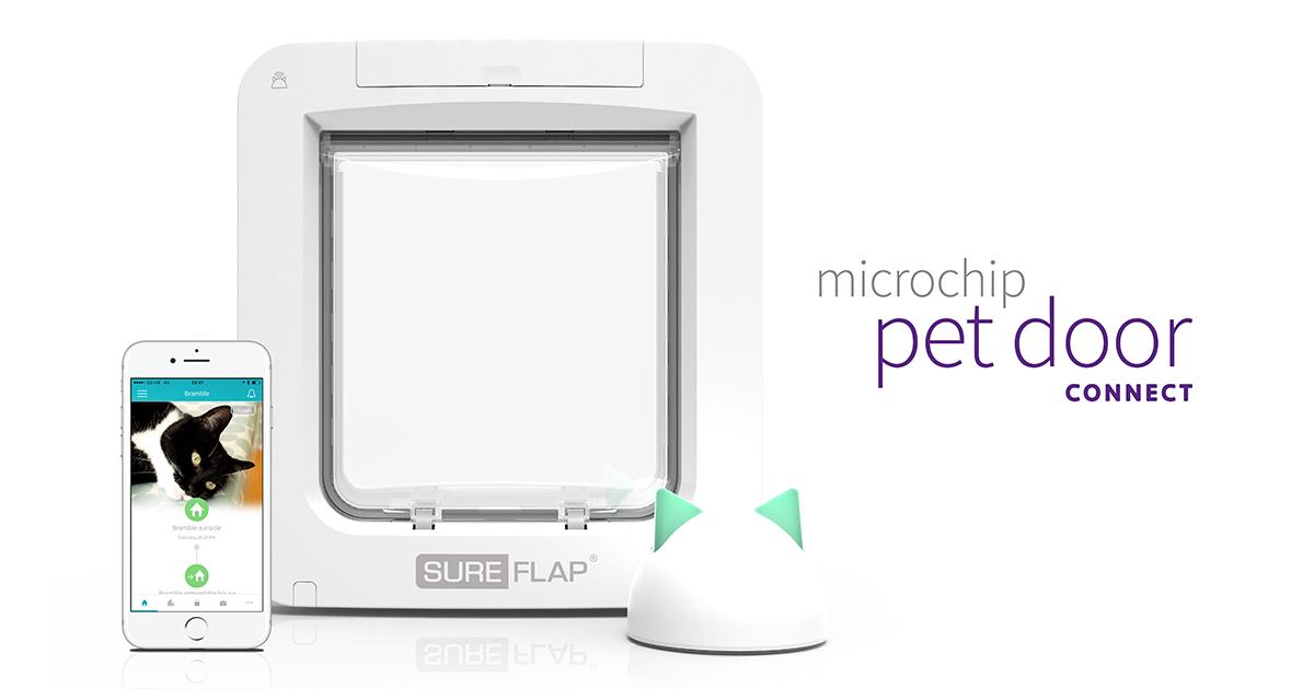 Sure Flap Microchip Pet Door Connect