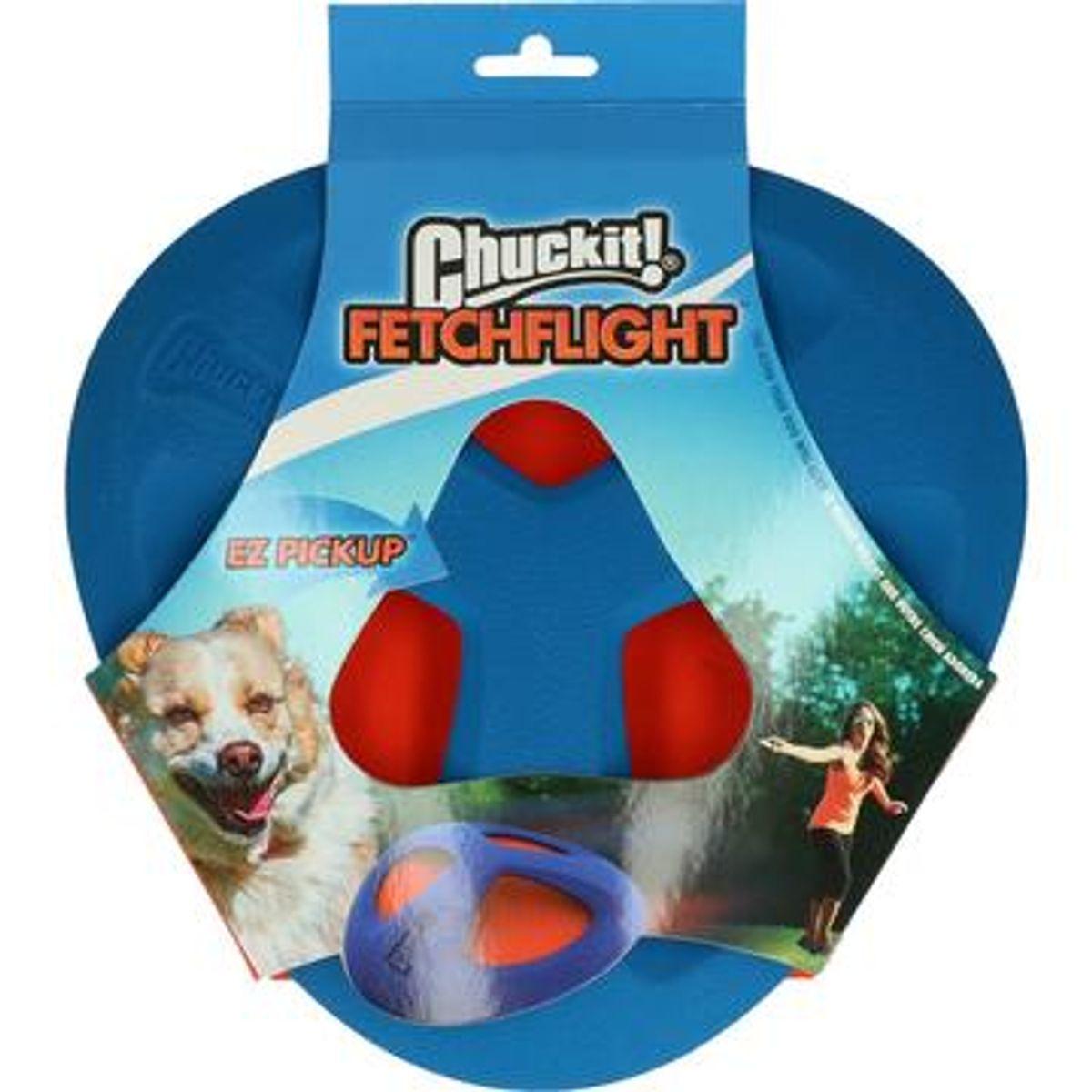 Hundeleke Frisbee Chuckit! Fetchflight