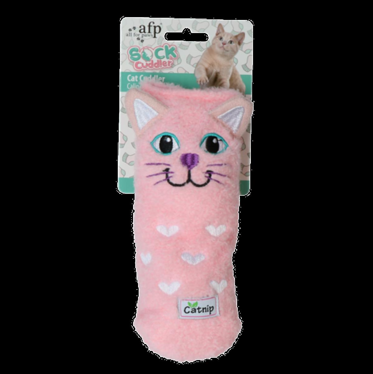 Katteleke afp Sock cuddler