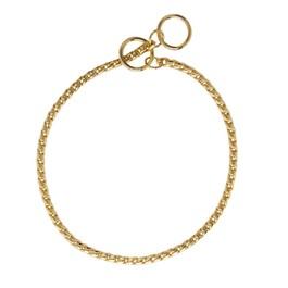 Halsbånd snake chain medium 60 cm