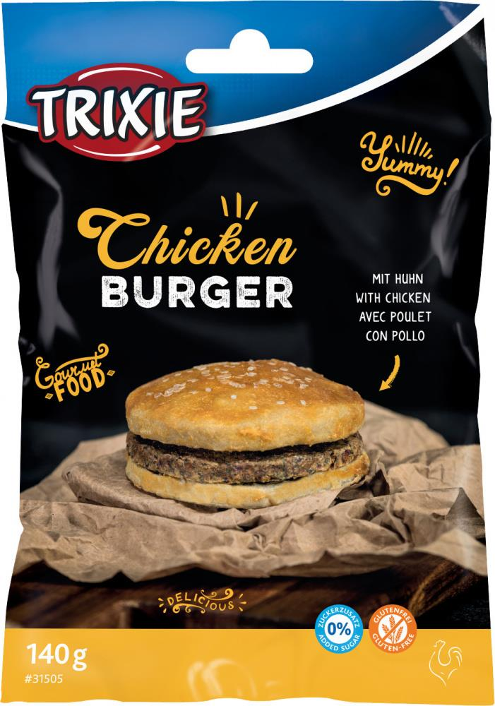 Chicken Burger 9cm 140g