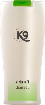K9 shampo Strip off med Aloe Vera 300 ml