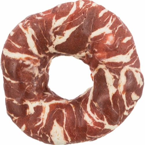 Denta Fun Marbled Beef Chewing Ring 10cm 110g
