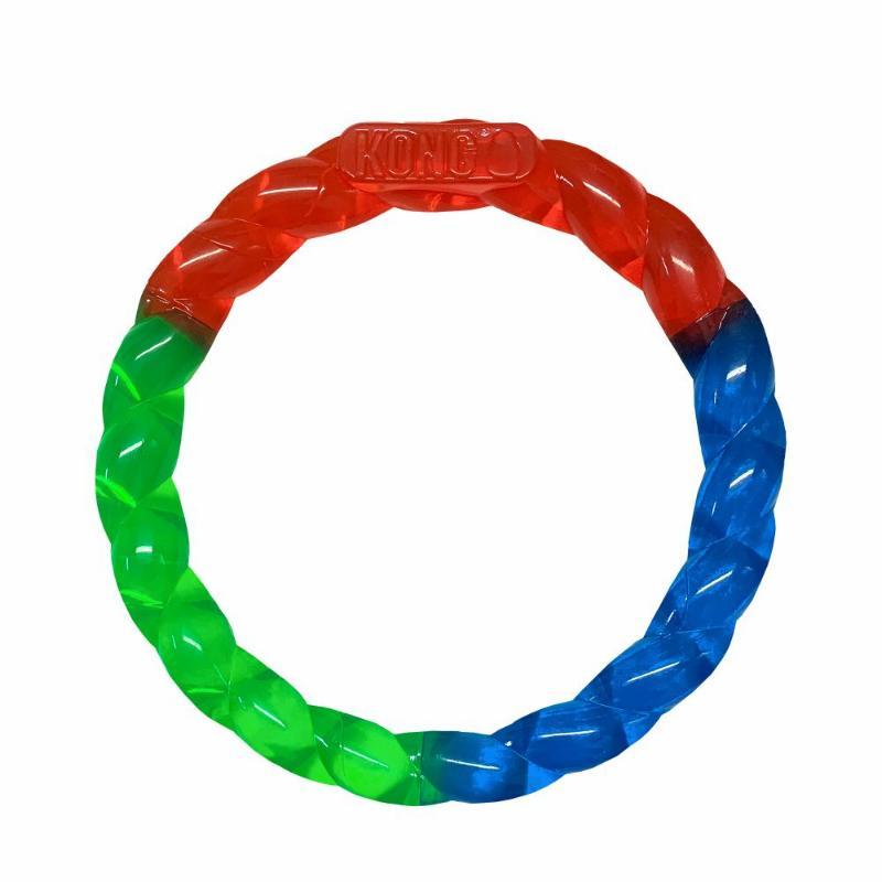 Kong Twistz ring small flytende