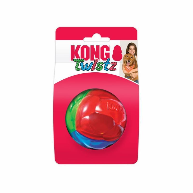 Kong Twistz ball medium Flytende