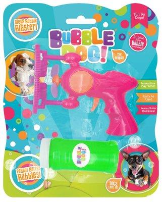 Bubble Dog big bubbles electric