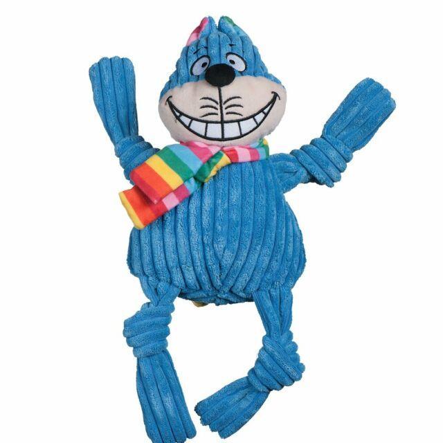 Hugglehounds Rainbow cat Knottie str. XS 14cm