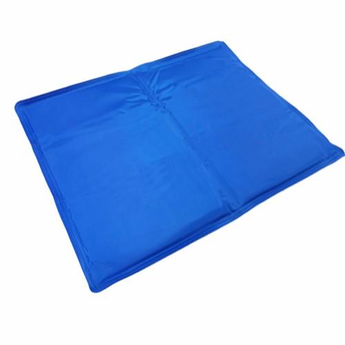 kjølematte 40 x 30 cm, blå