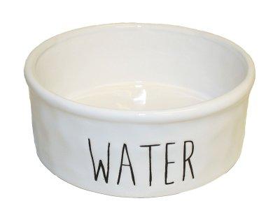 Keramikskål Water Vit 15.5X15.5X7Cm