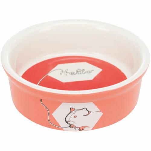Matskål Comic Marsvin, Keramik, 240 ml 11 Cm