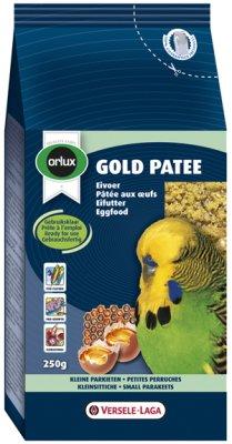 Orlux eggfòr Undulat Gold Pate 250 gr