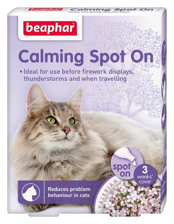 Beaphar Calming Spot On Katt