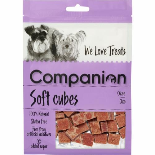 Companion Soft Cubes - Okse, 80G