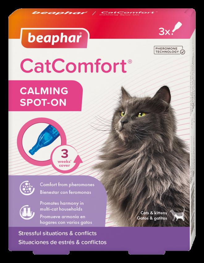 Beaphar Catcomfort Spot On 3X0,55Ml For Katt (Fero