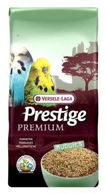 Prestige Undulat 2.5KG Premium Vam