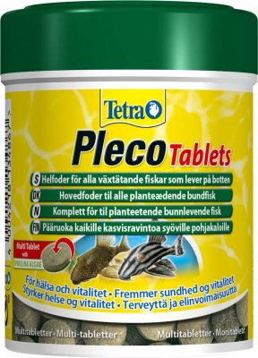 TETRA PLECO 275 TABL.