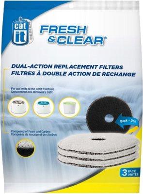 Filter til Catit vannfontene
