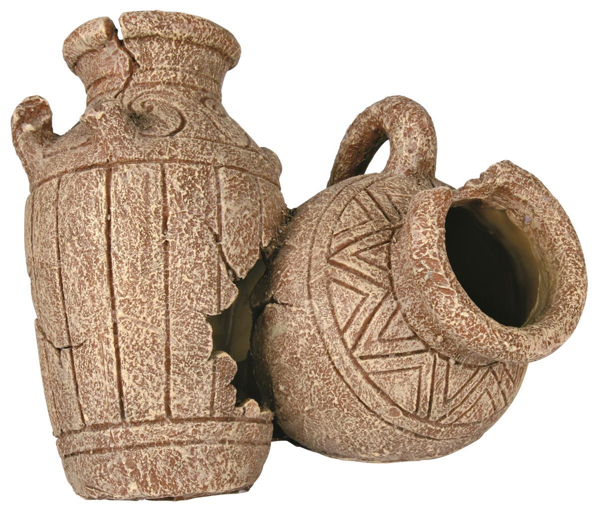 Akvariedekor Amphora urne 18 cm