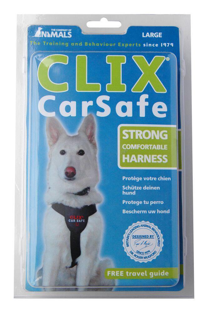 Sikkerhetssele Clix carsafe 75-95 cm large
