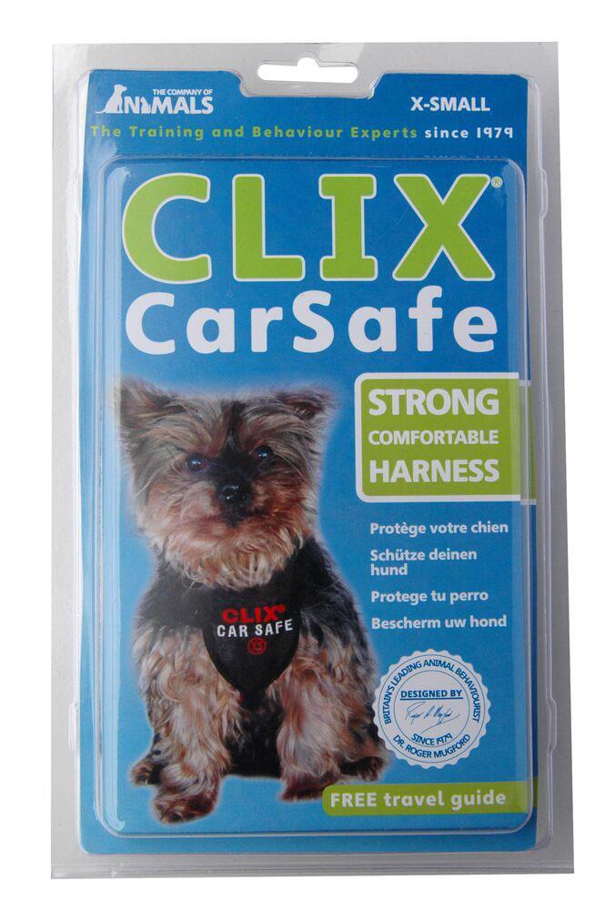 Sikkerhetssele Clix carsafe 35-65 cm xs