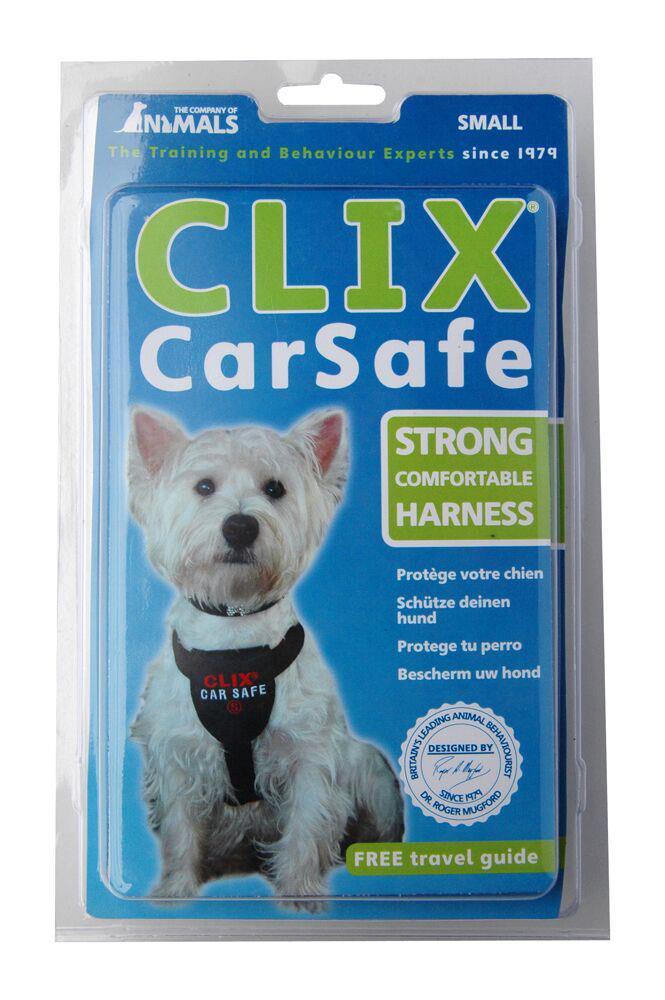 Sikkerhetssele Clix carsafe 55-65 cm small