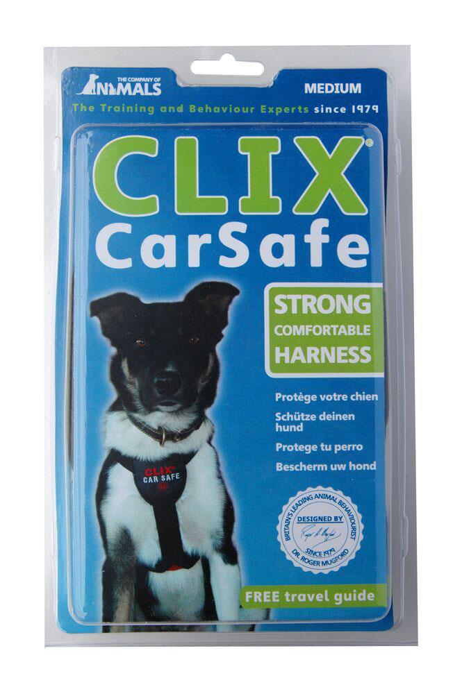 Sikkerhetssele Clix carsafe 60-75 cm  medium