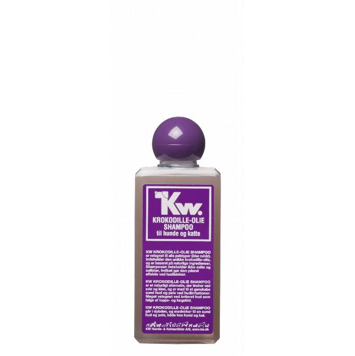 KW Krokodilleolje shampo 200 ml
