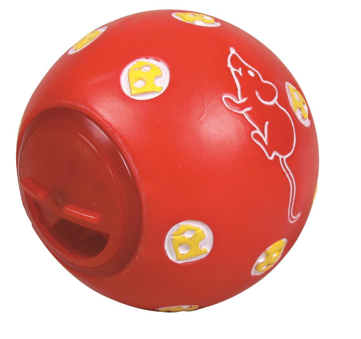 Aktivitet snacksball til katt 7.5 cm