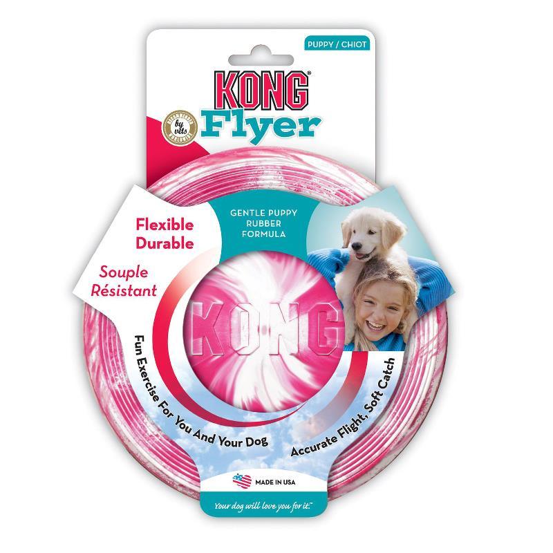 KONG Puppy Flyer frisbee, KP15