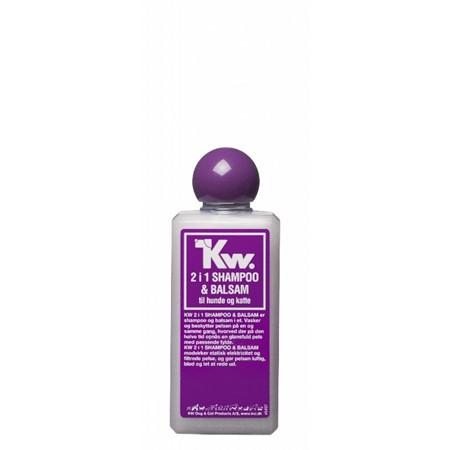 KW 2 i 1 Shampo & balsam 200ml