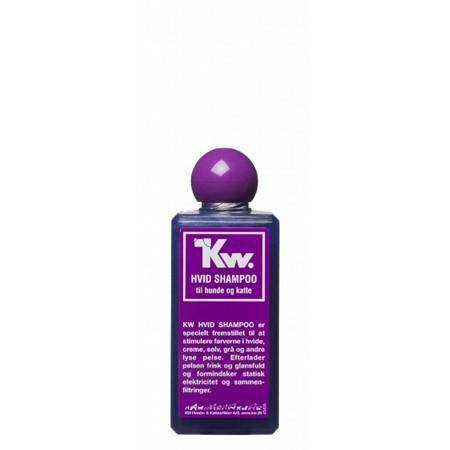 KW hvit shampo 200ml