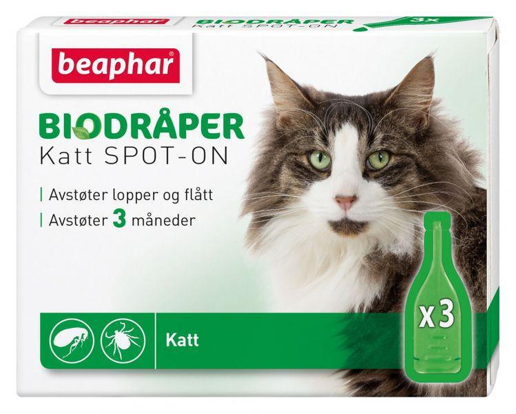 Bio Spot On Katt