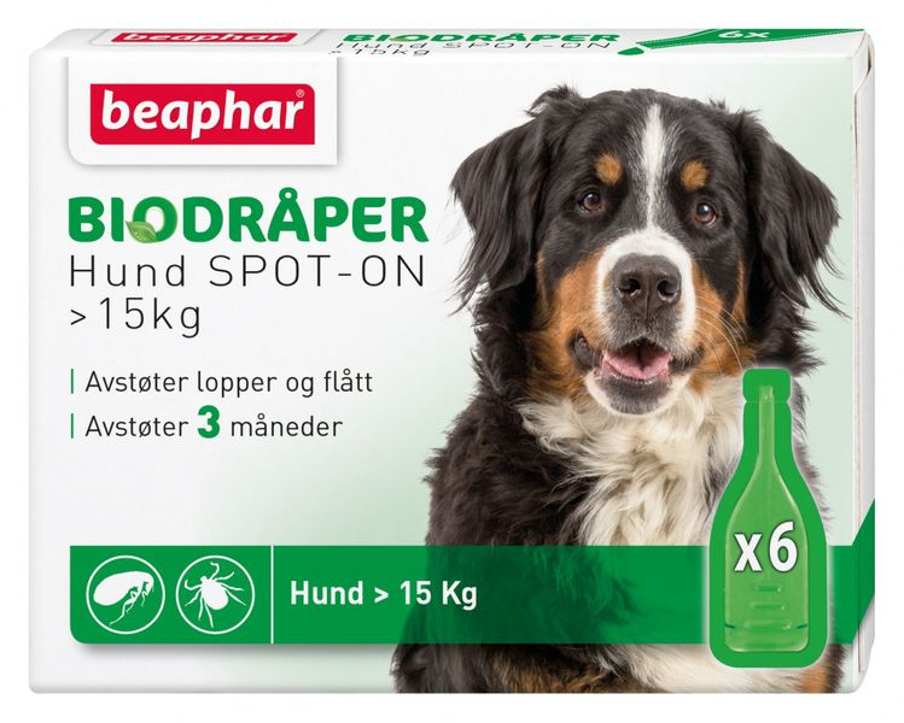 Bio Spot On Hund over 15kg