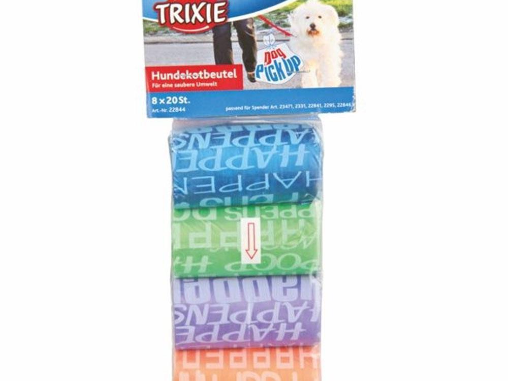 HUNDEPOSE TRIXIE 20STK PR RULL 8 RULLER