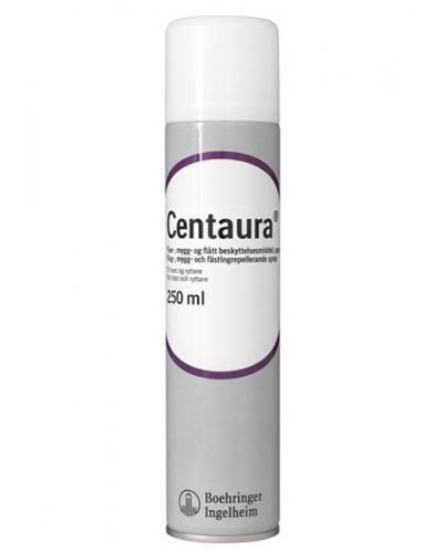 Centaura 250 ml, flue-,mygg- og flåttrepellent til