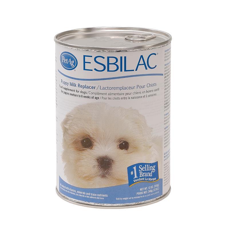 Esbilac Melkeerstatning til valper pulver 340 g in