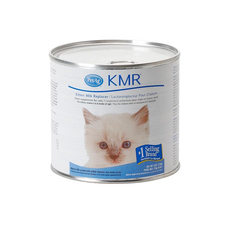 KMR Melkeerstatning til kattungerpulver 170 g. inc