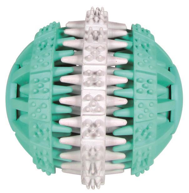 Hundeleke Dentafun ball med mint 6 cm